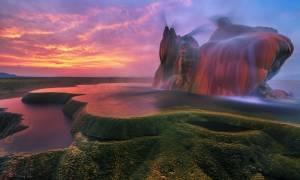 Είκοσι μαγευτικά τοπία που θα μπορούσαν να αποτελούν εικόνες από άλλον πλανήτη (Pics)