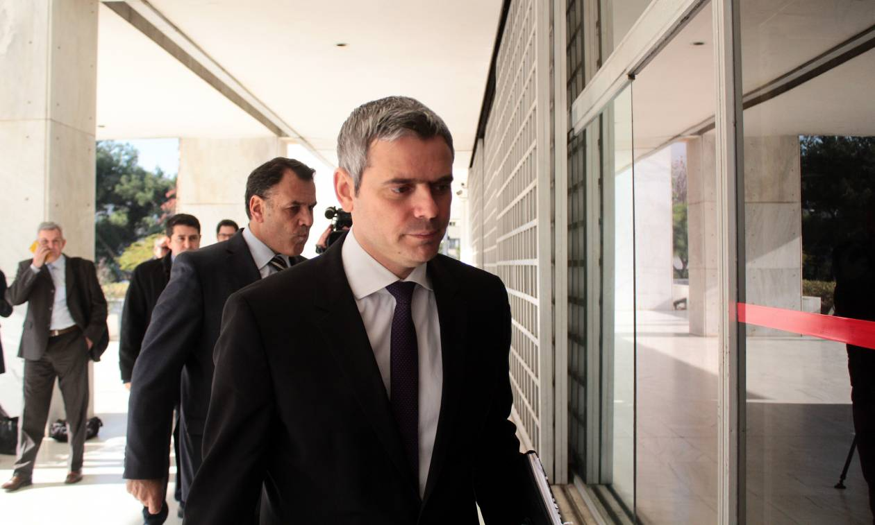 Καραγκούνης - ΝΔ: Η διαπραγμάτευση της κυβέρνησης μας έφτασε στο «μπρος γκρεμός και πίσω ρέμα»