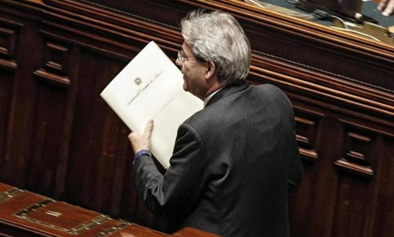 Λυπητερή της ΕΕ στη Ρώμη: Επιπλέον δημοσιονομικά μέτρα 3,5 δισ. ευρώ