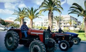 Χανιά: Στους δρόμους τα τρακτέρ - Συλλαλητήριο αγροτών στις 23 Ιανουαρίου