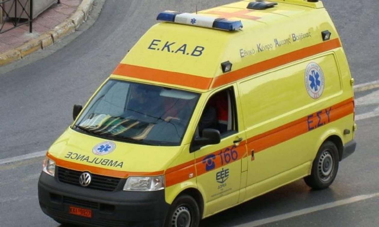 Τραγωδία στη Θεσσαλονίκη: 35χρονη αυτοκτόνησε πηδώντας από τον 3ο όροφο