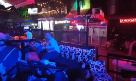 Μεξικό: Στιγμές τρόμου έζησαν Έλληνες που βρίσκονταν στο κλαμπ την ώρα του μακελειού (video)