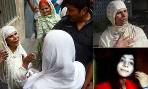 Πακιστάν: Θανατική ποινή στη μάνα που έκαψε ζωντανή την κόρη της για «λόγους τιμής»