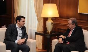 Σε ανοιχτή γραμμή για το Κυπριακό ο Αλέξης Τσίπρας