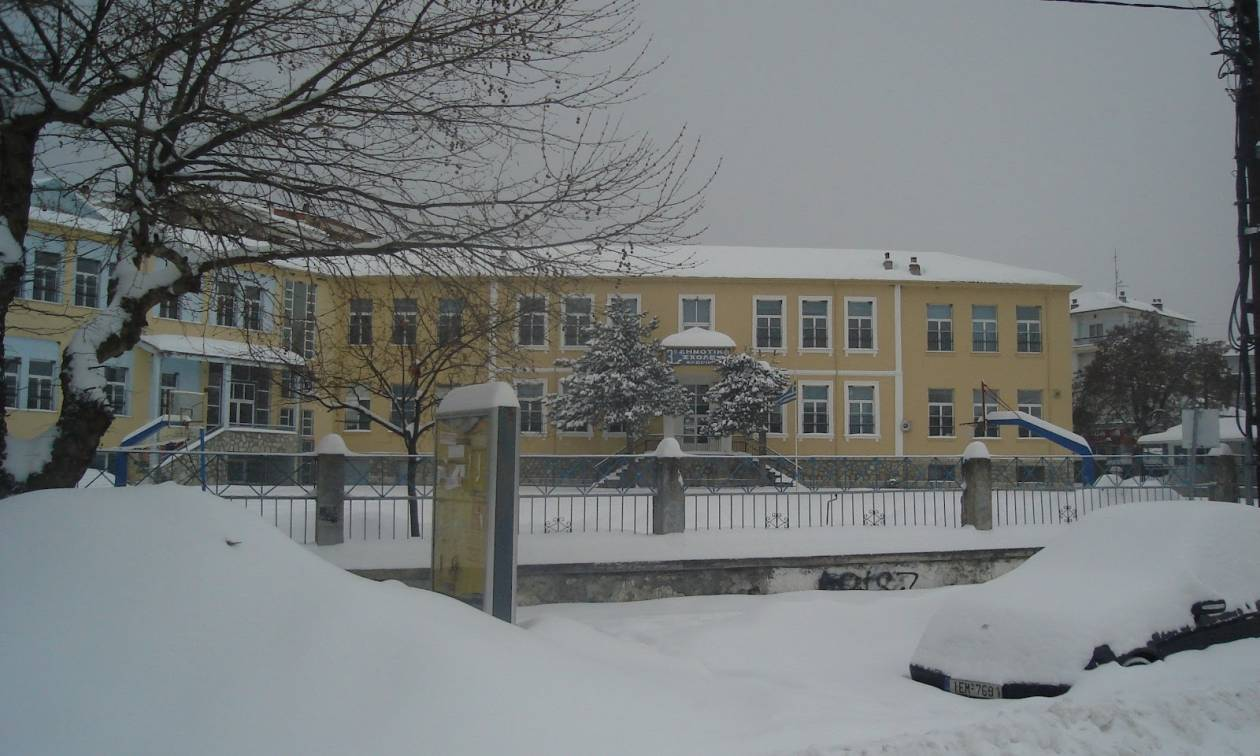 Καιρός - Κλειστά σχολεία: Ποια δεν θα λειτουργήσουν την Τρίτη (17/1) σε ολόκληρη τη χώρα