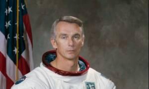 Πέθανε ο Gene Cerman, ο τελευταίος αστροναύτης που περπάτησε στο φεγγάρι (videos)