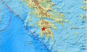 Σεισμός στη Δημητσάνα