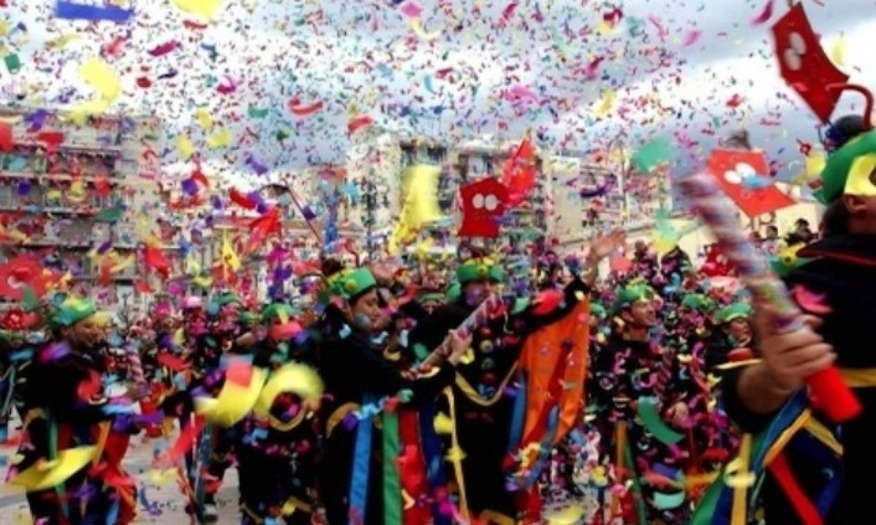 Πατρινό καρναβάλι 2017: Μια ανάσα από την τελετή έναρξης