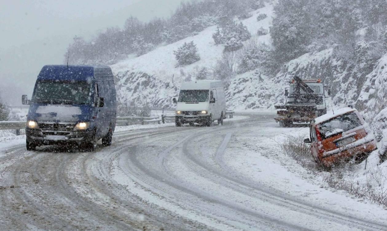 Καιρός Θεσσαλονίκη: Πότε θα χιονίσει (photos)