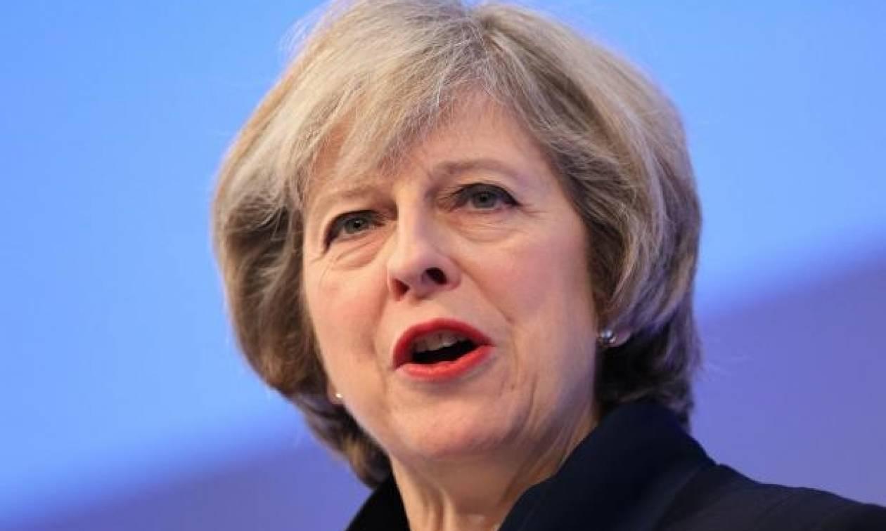 Βρετανία: Δείτε την ομιλία της Τερέζα Μέι για το Brexit