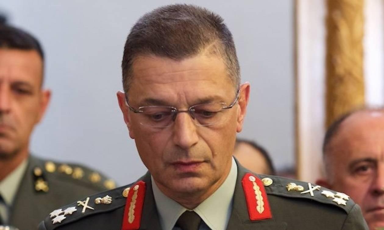 Στρατός ξηράς: Ποιος είναι ο νέος Α/ΓΕΣ
