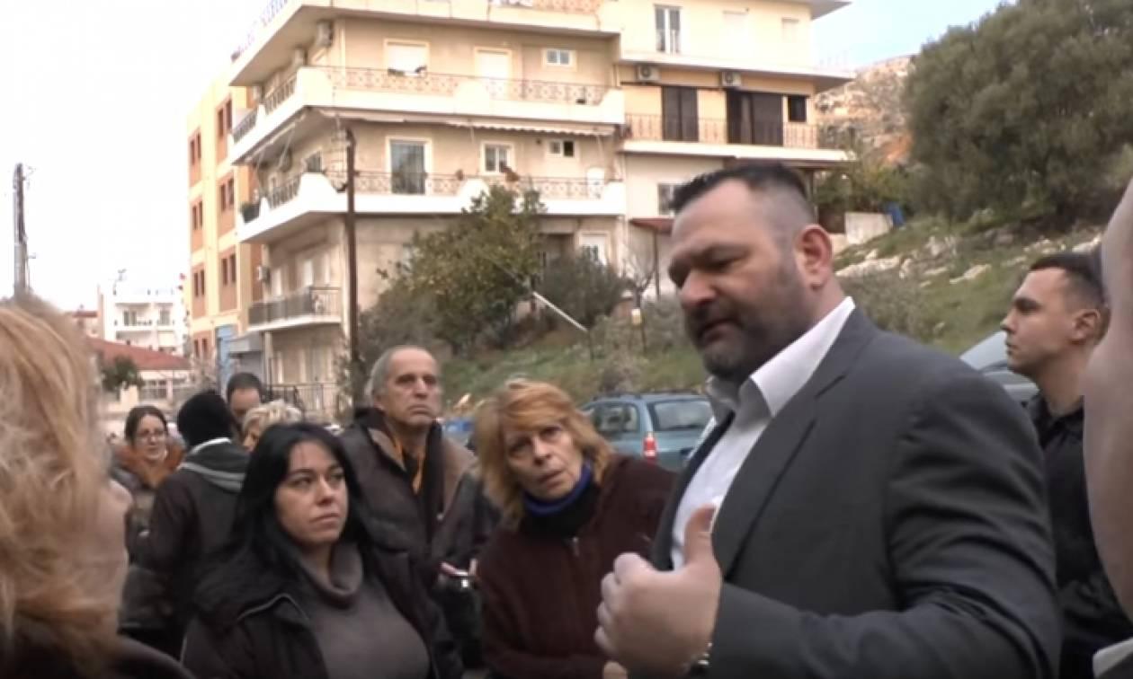 Με βίντεο η απάντηση της Χρυσής Αυγής για τα γεγονότα στο Πέραμα