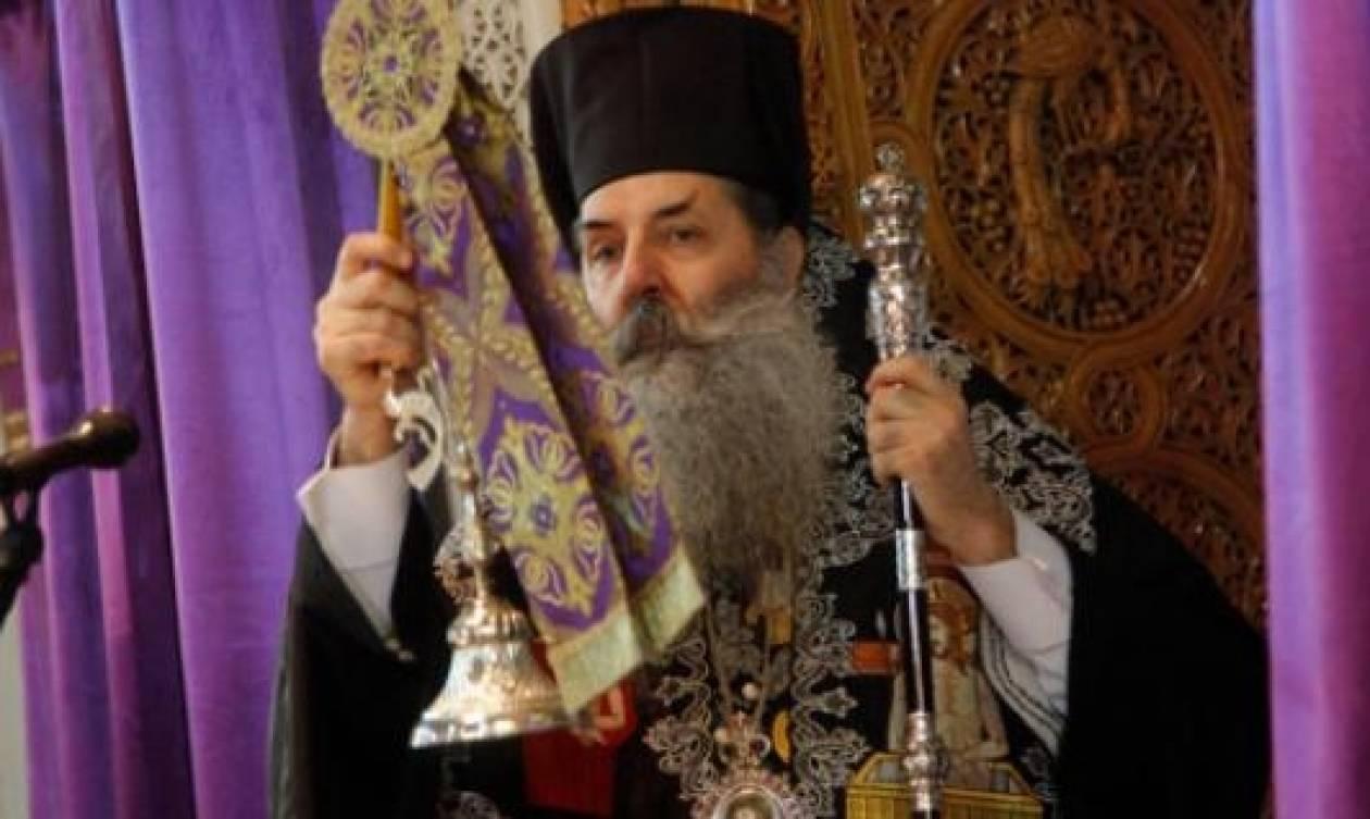 Πειραιώς Σεραφείμ: Υπάρχει σχέδιο μετάλλαξης των Θρησκευτικών στα Ελληνικά Σχολεία