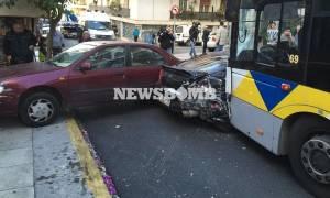 Πειραιάς: Υπέκυψε το θύμα της τρελής πορείας του λεωφορείου - Το ξέσπασμα της γυναίκας του (vid)