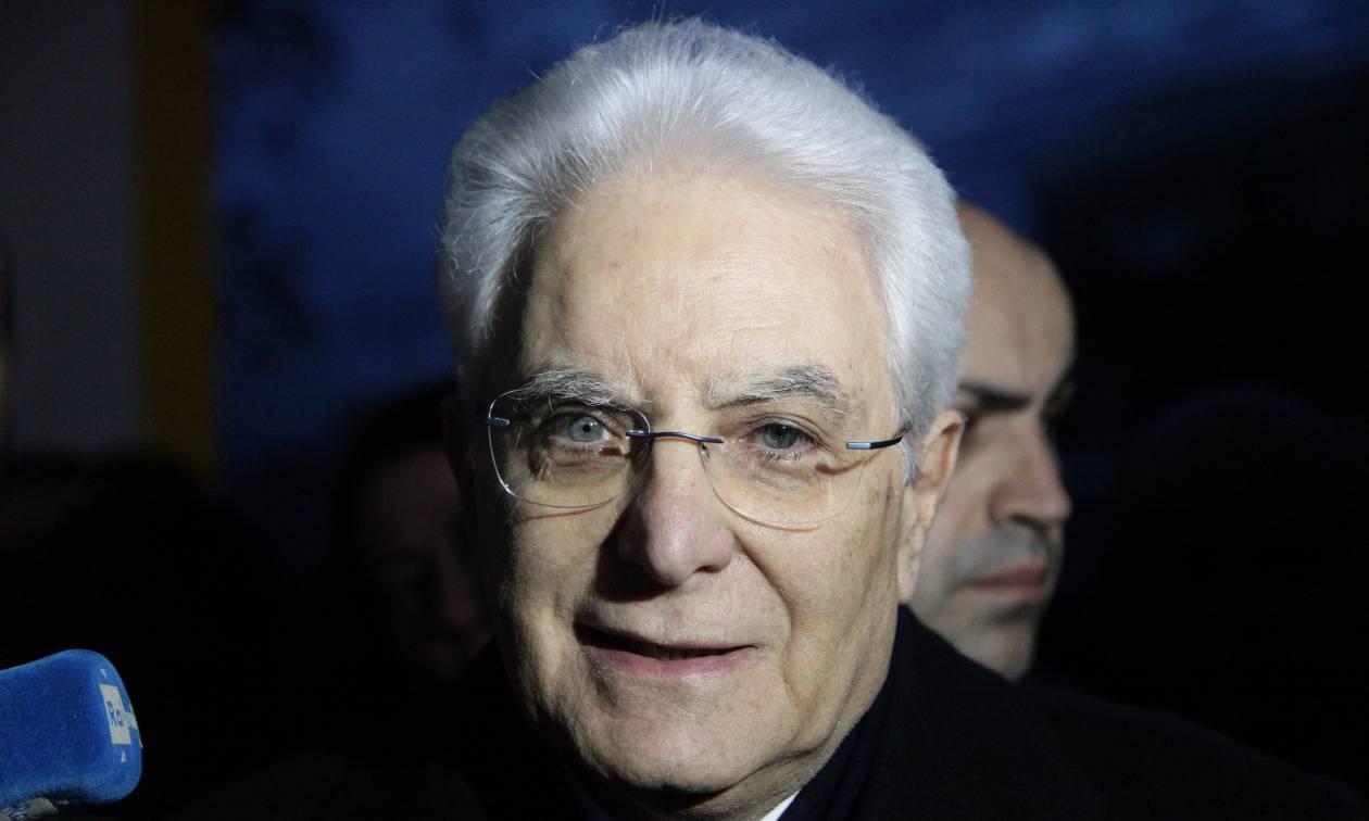 Συνάντηση Ματαρέλα - Βούτση: Ελλάδα και Ιταλία εργάζονται χέρι - χέρι