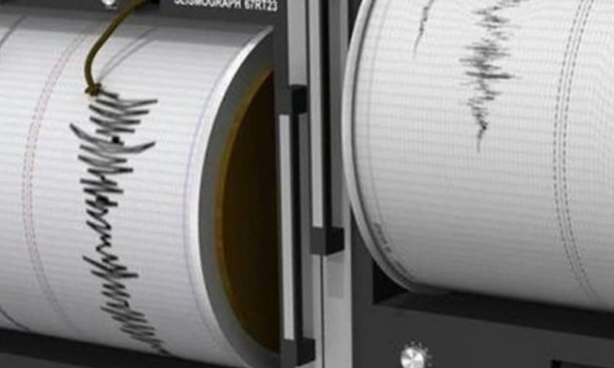 Σεισμός νότια της Χαλκιδικής