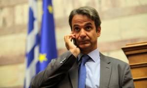Νέος πρόεδρος ΕΛΚ: Συγχαρητήρια Μητσοτάκη στον Αντόνιο Ταγιάνι μέσω twitter