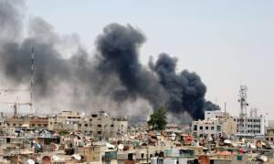 Επίθεση στη Δαμασκό: Νεκρός Σύρος στρατηγός με οκτώ στρατιώτες