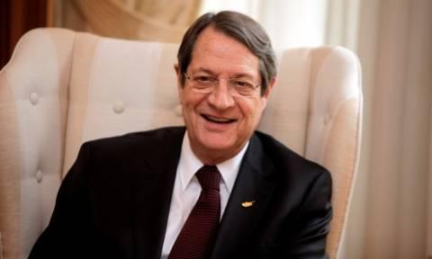 Αναστασιάδης: Απόλυτος ο συντονισμός Ελλάδας - Κύπρου