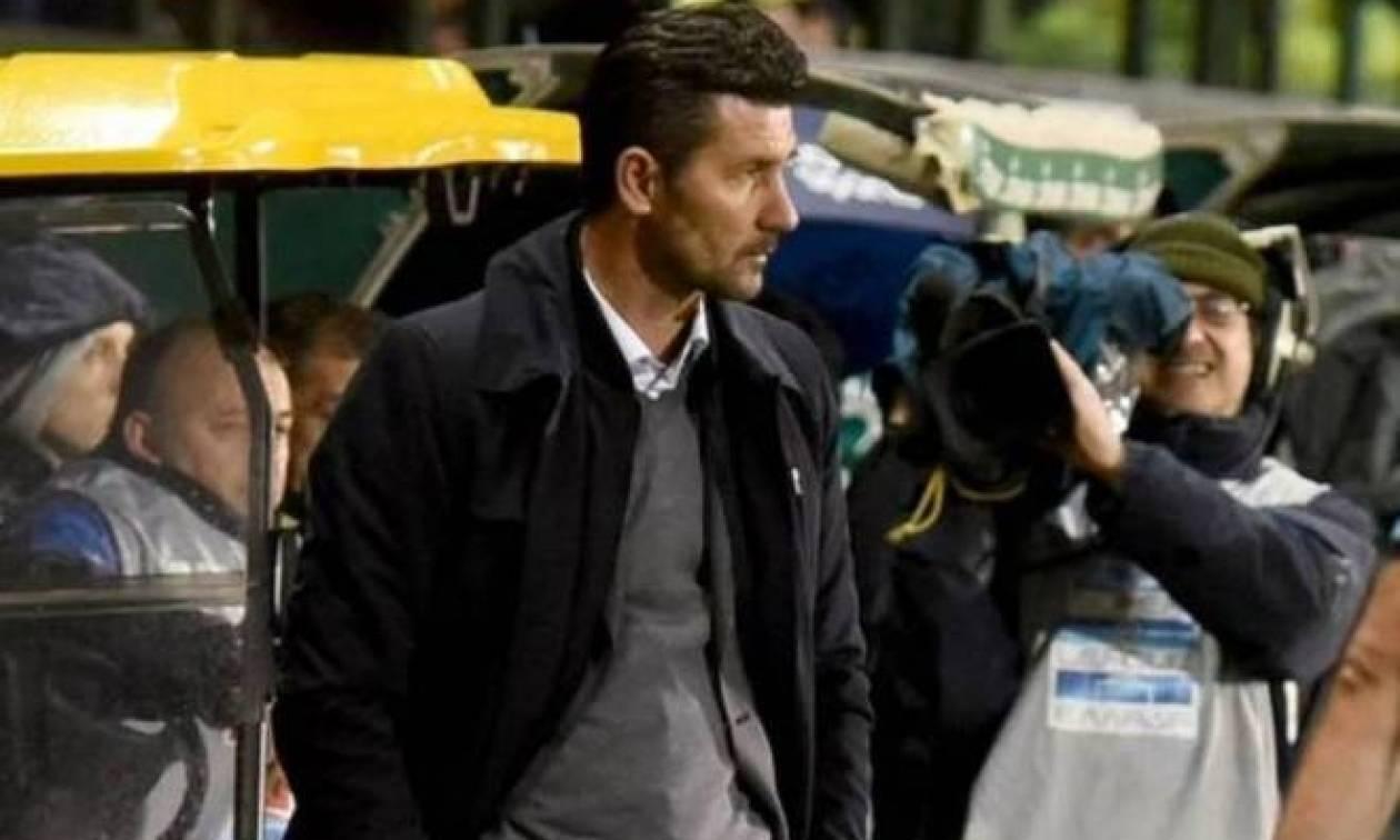 Ουζουνίδης: «Δεν φταίει μόνο ο Μπεργκ που δεν βάζουμε γκολ»