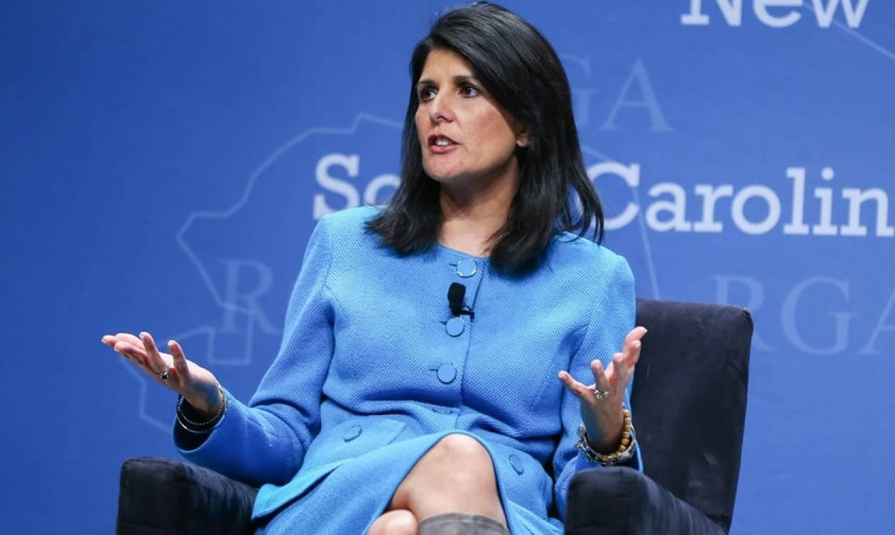 Αιχμές κατά του ΟΗΕ από την νέα πρέσβης των ΗΠΑ στον Οργανισμό