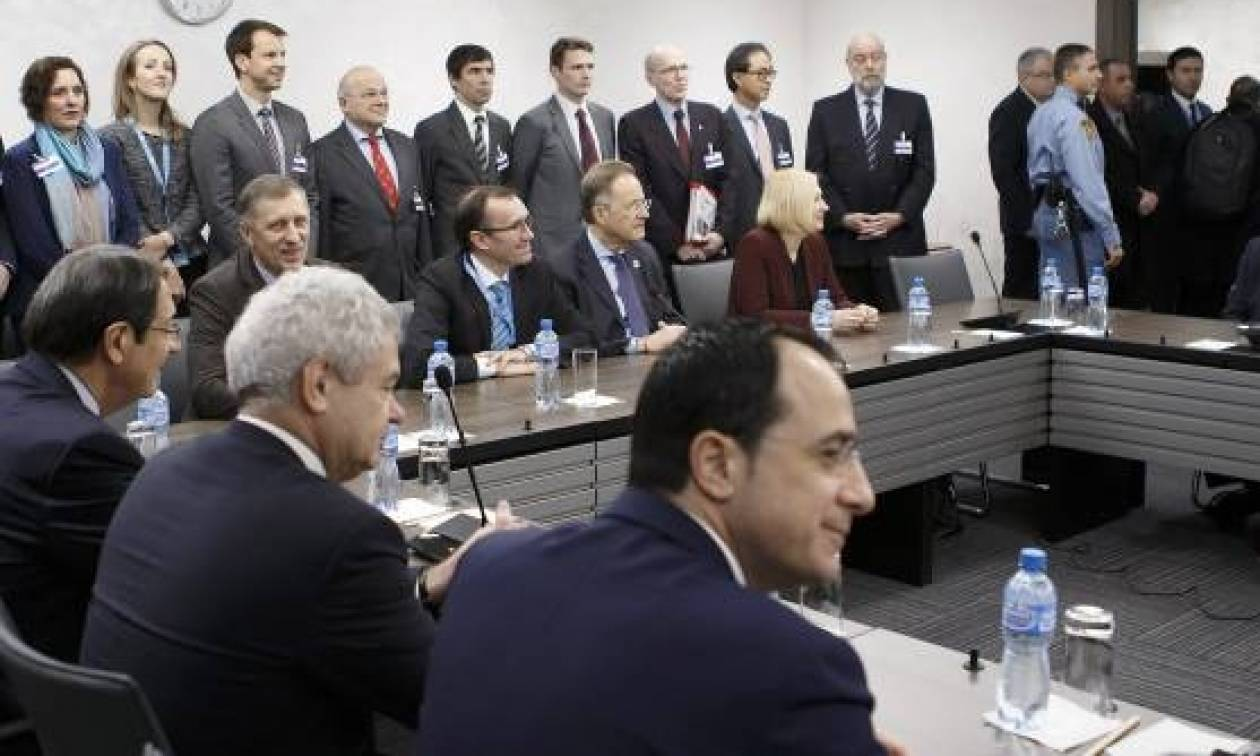 Αρχίζουν σήμερα στο Μοντ Πελεράν, οι συνομιλίες για το Κυπριακό σε επίπεδο τεχνοκρατών