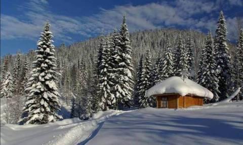 Καιρός ΤΩΡΑ - Προσοχή! Η ΕΜΥ προειδοποιεί: Αυτές οι περιοχές θα «θαφτούν» στο χιόνι σε λίγες ώρες