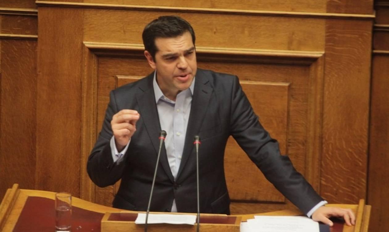 Βουλή – Αγροτικό: Τσίπρας: Η δεύτερη αξιολόγηση θα κλείσει χωρίς επιπλέον μέτρα
