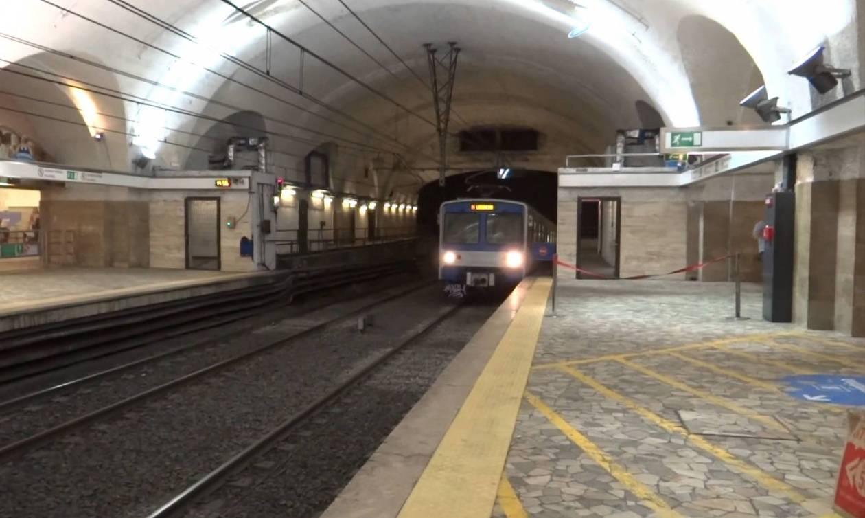 Συναγερμός στην Ιταλία: Εκκενώθηκε το μετρό της Ρώμης