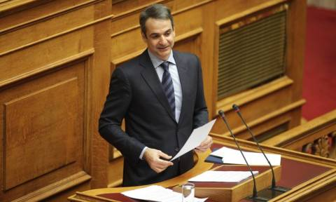 This government is dangerous for the democratic normality, ND leader Mitsotakis says