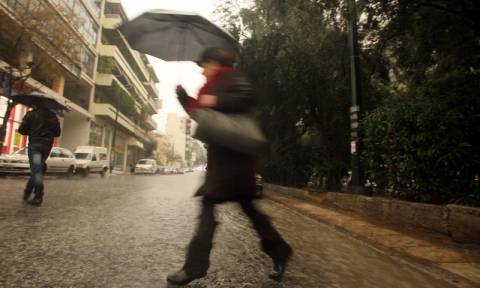 Weather forecast: Rain on Thursday (19/01/2017)