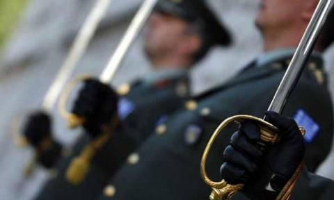 Έκτακτες Κρίσεις Ανωτάτων Αξιωματικών Ενόπλων Δυνάμεων