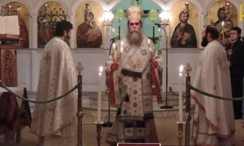Μνήμη Αγίου Αθανασίου στη Μητρόπολη Άρτης
