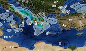 Καιρός: Ο χιονιάς «Βίκτωρ» πάνω από την Ελλάδα - Πού θα χιονίσει τις επόμενες ώρες
