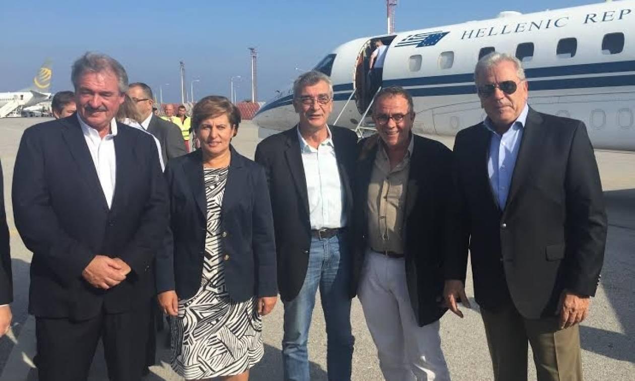 Δήμαρχοι βορείου Αιγαίου: Πρώτα αποσυμφόρηση και μετά εκσυγχρονισμός των προσφυγικών δομών