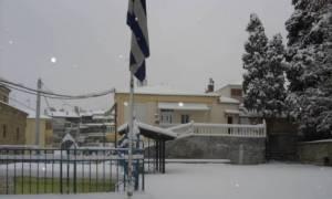 Καιρός: Κλειστά τα σχολεία την Πέμπτη σε Φλώρινα, Γρεβενά και στο Βόϊο