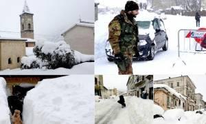 Σεισμός Ιταλία: Ένας νεκρός και ένας αγνοούμενος από τις συνεχείς δονήσεις (pics)