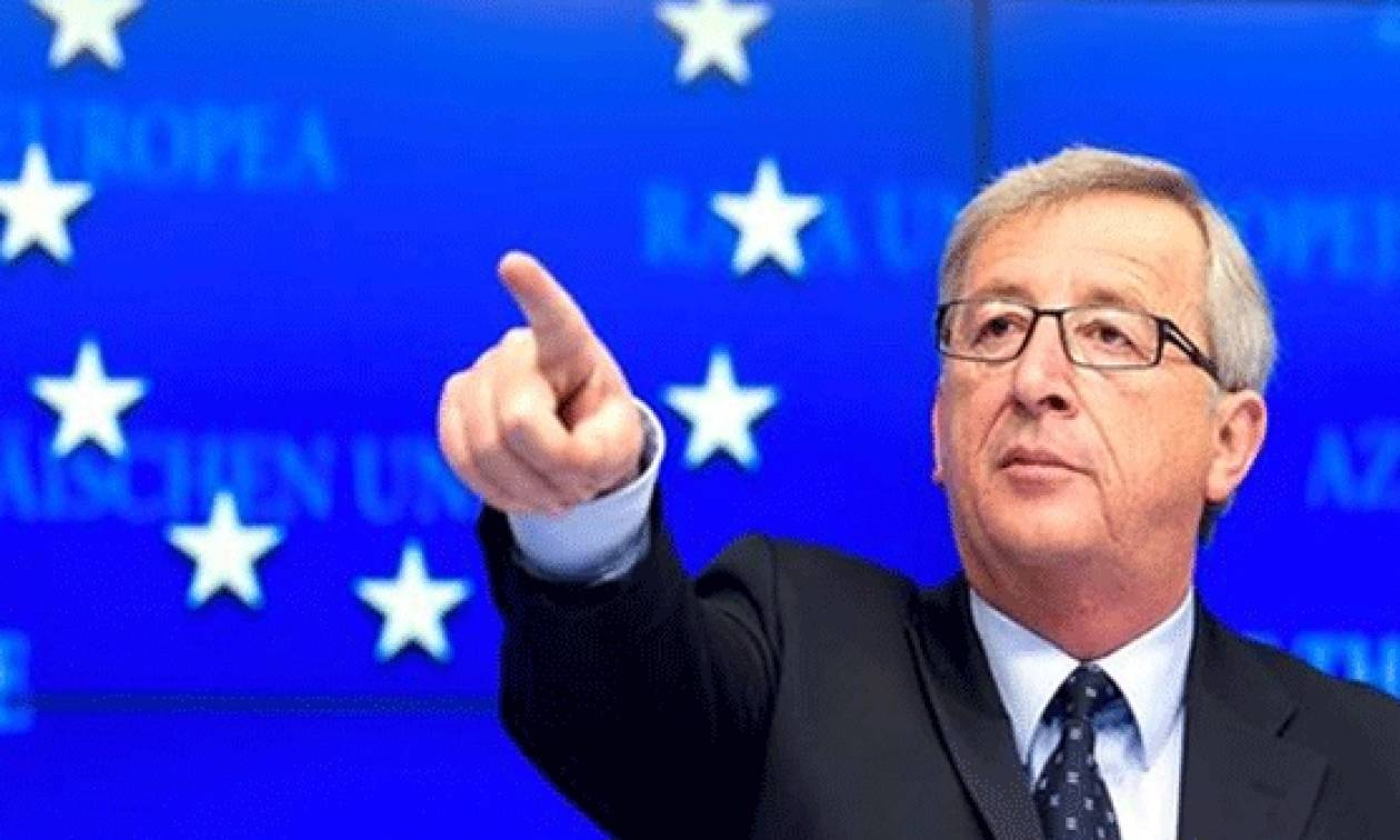 Γιούνκερ προς Τραμπ: Η Ευρώπη δεν στηρίζει την απόσχιση του... Οχάιο!