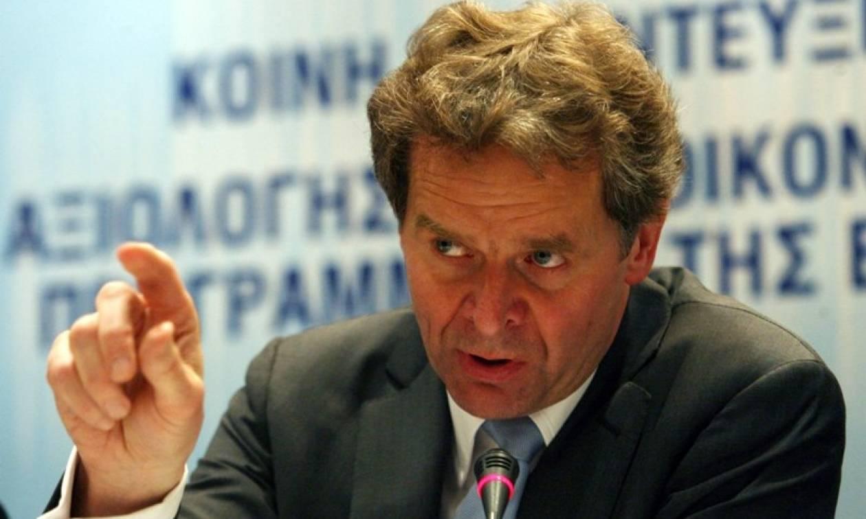 Τόμσεν: Η Ελλάδα θα υποφέρει από φρικτή ανεργία για 21 χρόνια