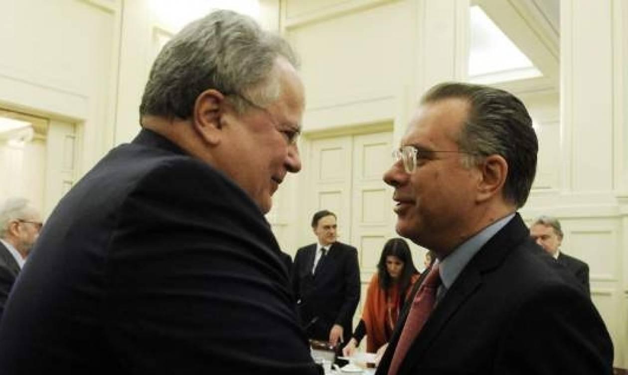 Συνάντηση Κοτζιά-Κουμουτσάκου για το Κυπριακό