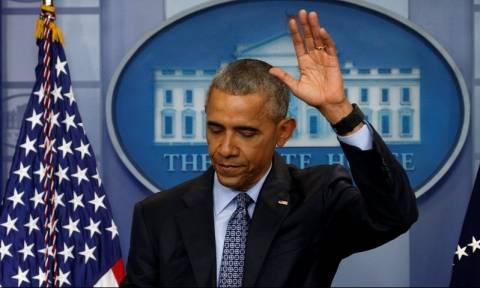 Το συγκινητικό αντίο του Ομπαμα: «Όλα θα πάνε καλά» (photo-video)