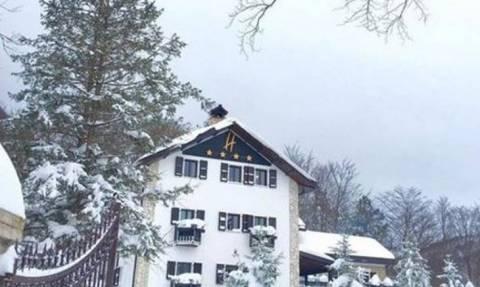 Ιταλία: Τρεις οι αγνοούμενοι από την χιονοστιβάδα