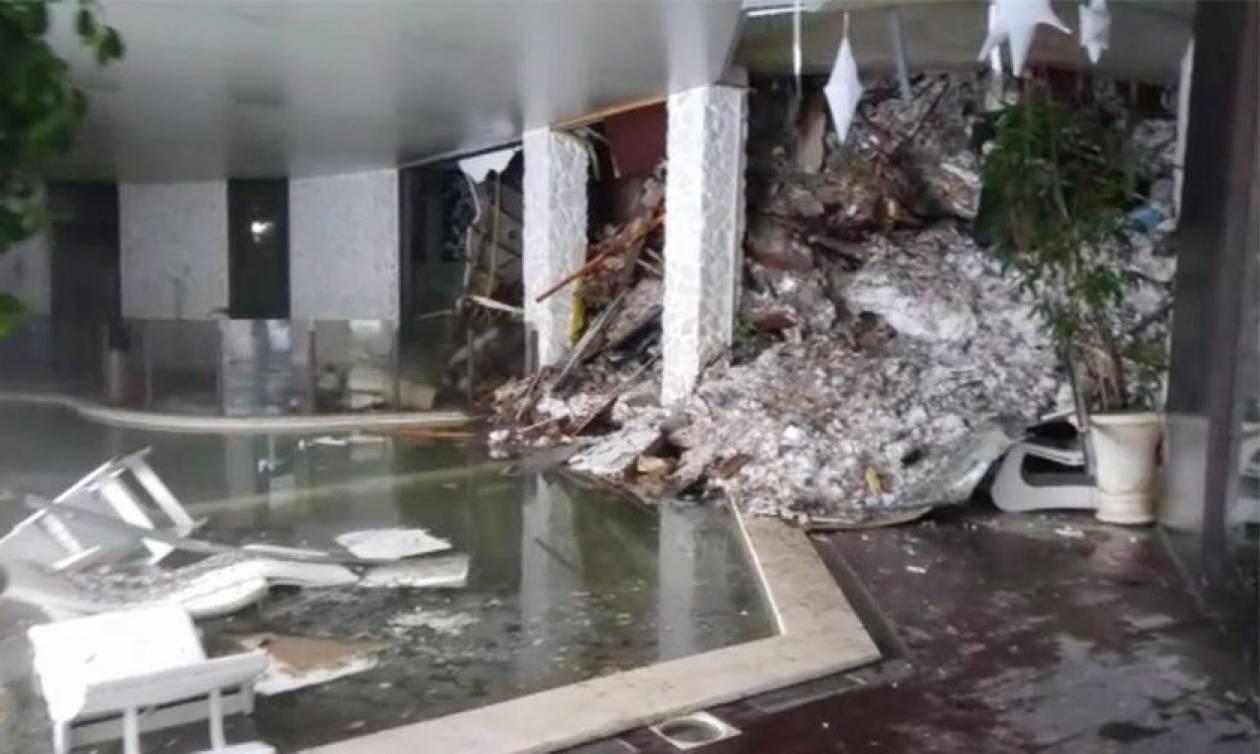 Τραγωδία στην Ιταλία: Χιονοστιβάδα παρέσυρε ξενοδοχείο - Τουλάχιστον 30 νεκροί (Pics+Vids)