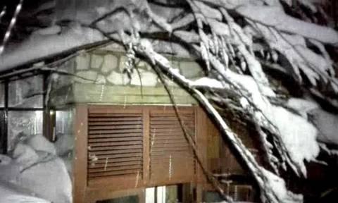 Χιονοστιβάδα Ιταλία: Συγκλονιστικό βίντεο από τα σωστικά συνεργεία στο ξενοδοχείο με τους 30 νεκρούς