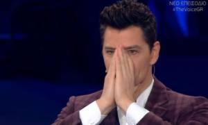 «The Voice»: Ο Σάκης ζήτησε να γίνει διάλειμμα στα battles-Τι συνέβη;