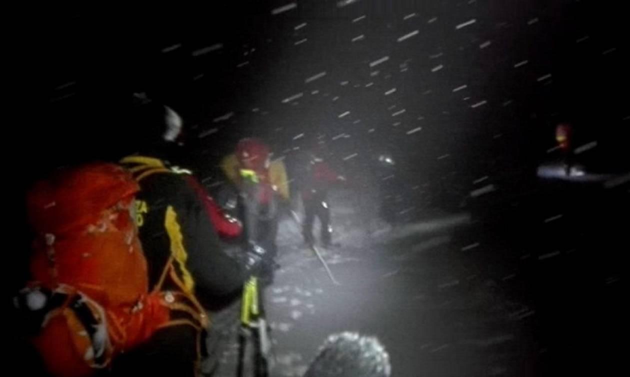 Χιονοστιβάδα -  Ιταλία: Ανασύρθηκε ο πρώτος νεκρός από το ξενοδοχείο του όρους Γκράν Σάσσο