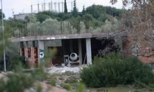 Προκαλούν πάλι οι Αλβανοί: Χτίζουν αυθαίρετο στην αυλή της μονής των Αγίων Θεοδώρων