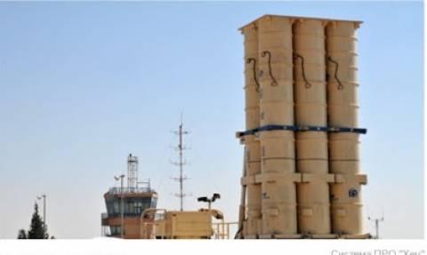 H πολεμική αεροπορία του Ισραήλ παρέλαβε τους νέους πυραύλους «Βέλος 3»