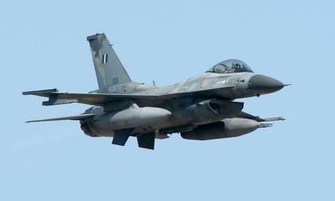 Τι συμβαίνει με τα ελληνικά F-16; Απώλεια δύο μαχητικών μέσα σε λίγες μέρες