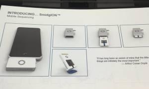 Πρωτοποριακό: Ανάλυση DNA τώρα και μέσω κινητού τηλεφώνου!